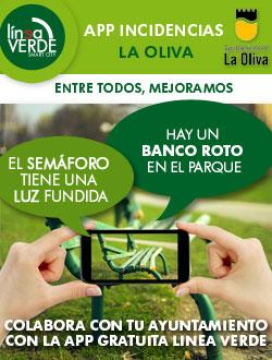 la oliva linea verde
