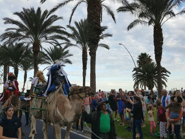 Noticias de fuerteventura 70 for Camel motors on park and ajo