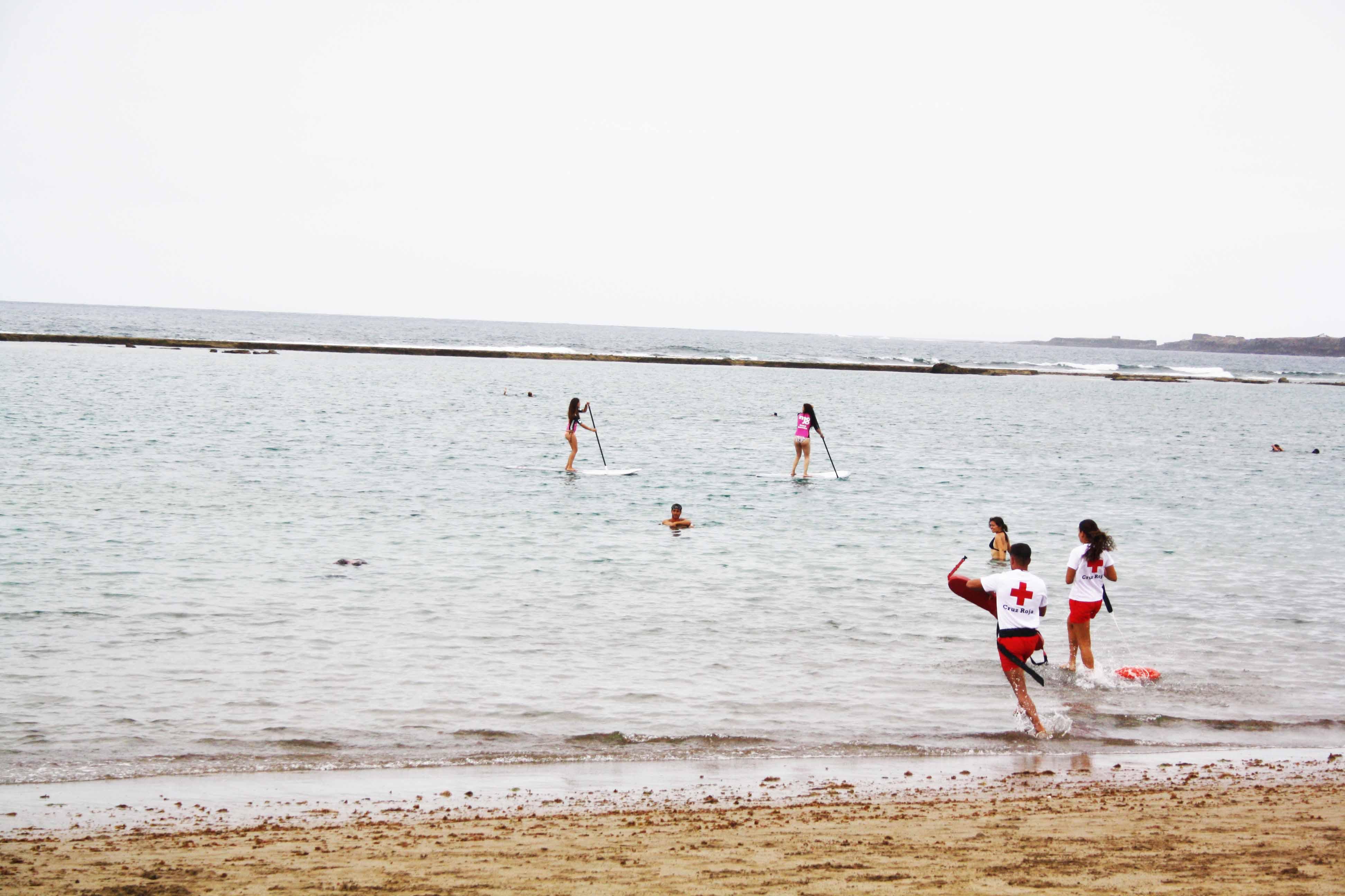 64c16fe9f5e95 Cruz Roja llama a la precaución en playas y piscinas - Noticias ...