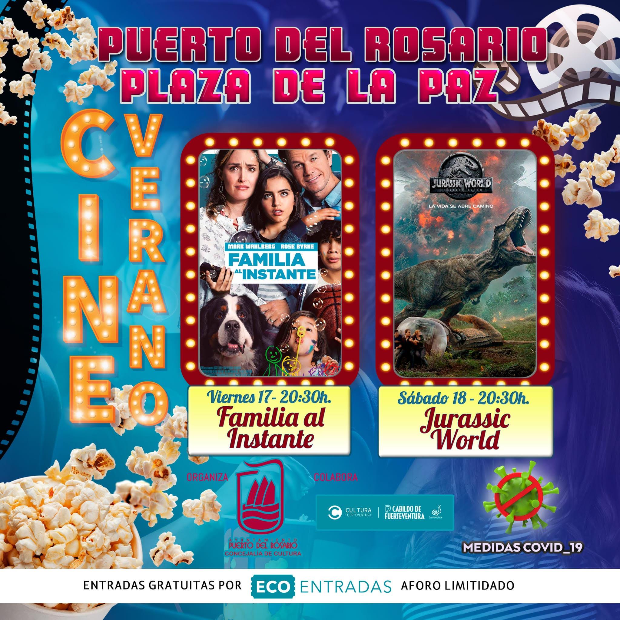 puerto cine verano